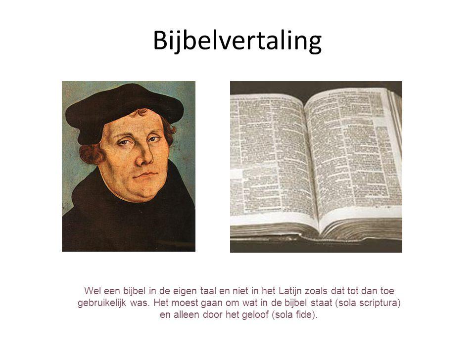 Bijbelvertaling