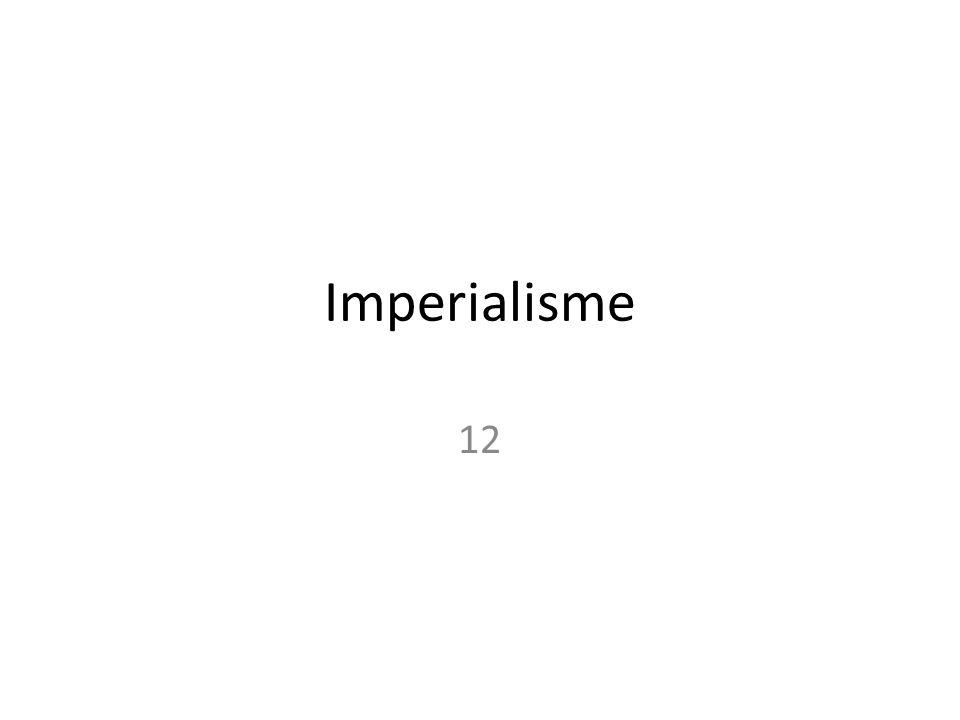 Imperialisme 12
