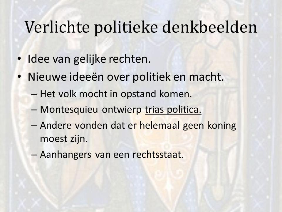 Verlichte politieke denkbeelden