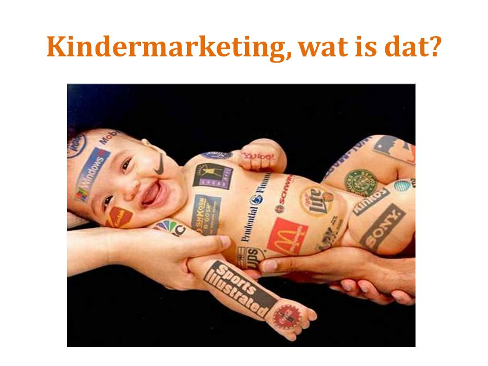 Kindermarketing, wat is dat