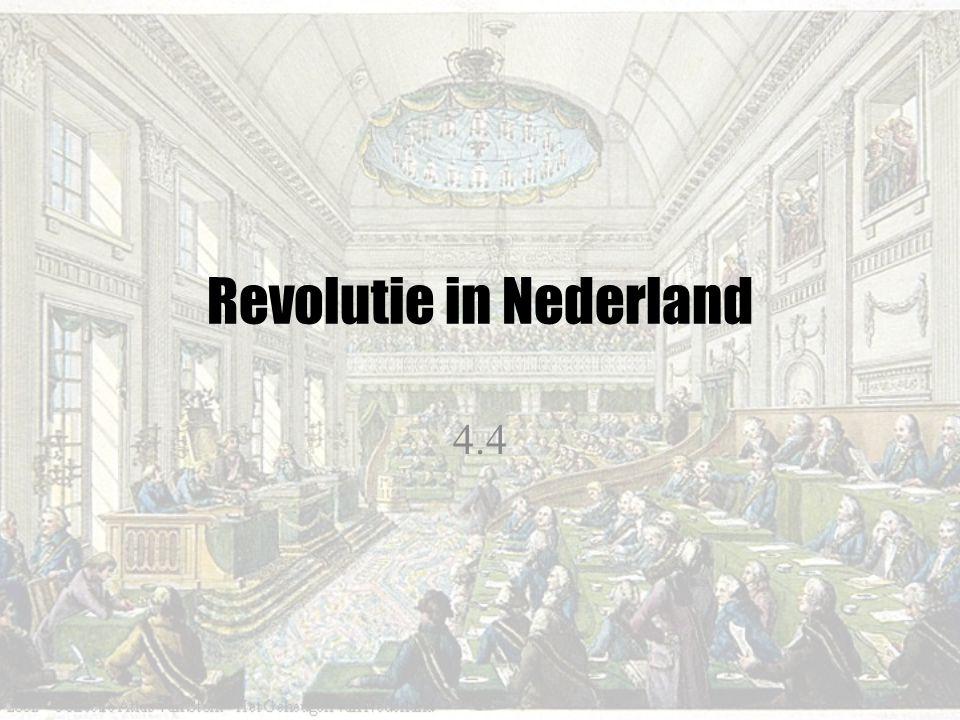 Revolutie in Nederland