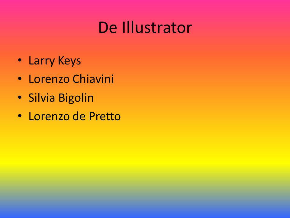 De Illustrator Larry Keys Lorenzo Chiavini Silvia Bigolin