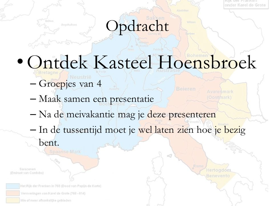 Ontdek Kasteel Hoensbroek