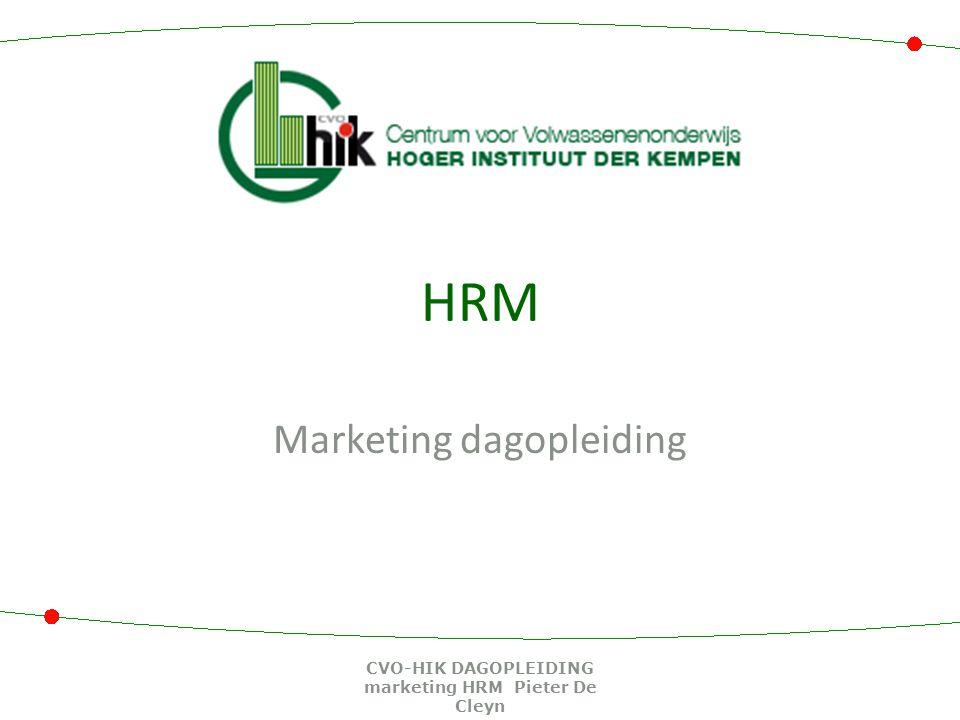 Leiderschap: een belangrijk ondersteunend begrip binnen HRM