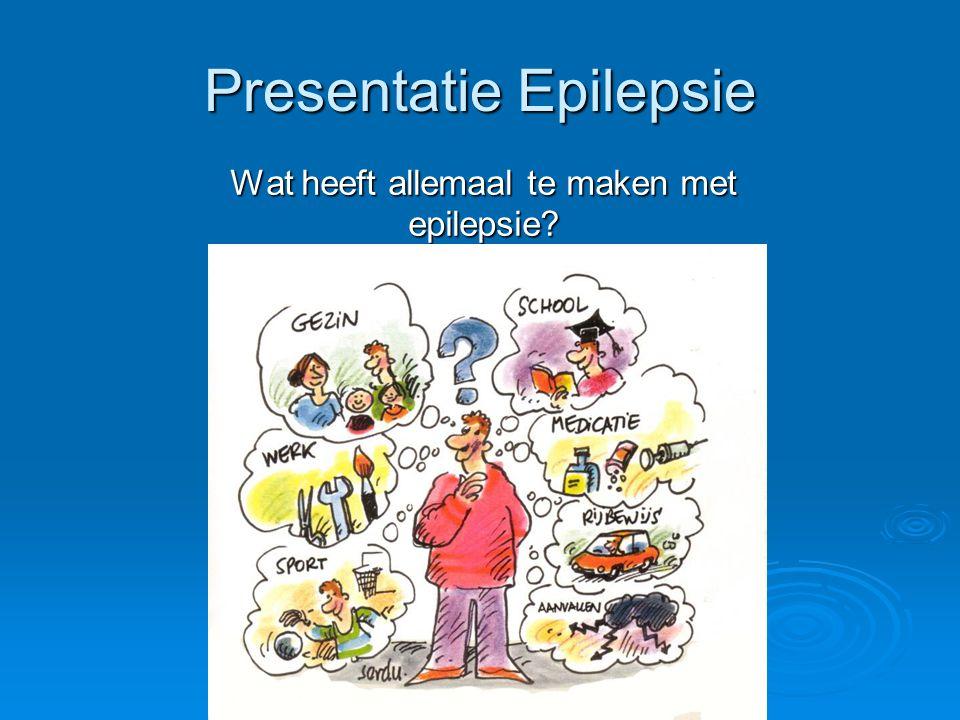 Presentatie Epilepsie