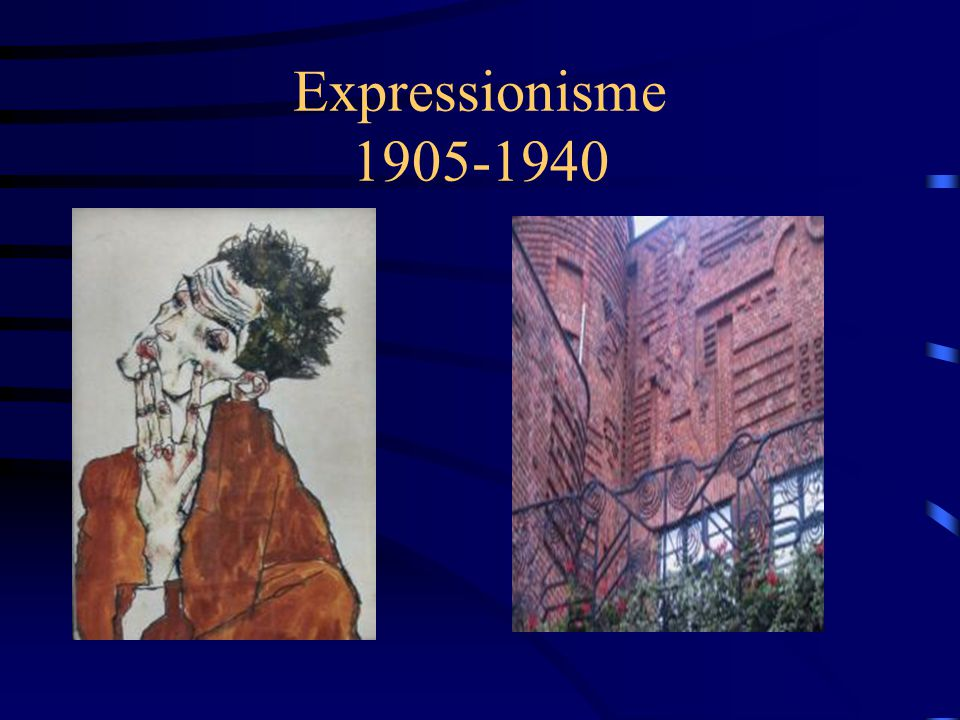 Expressionisme 1905-1940