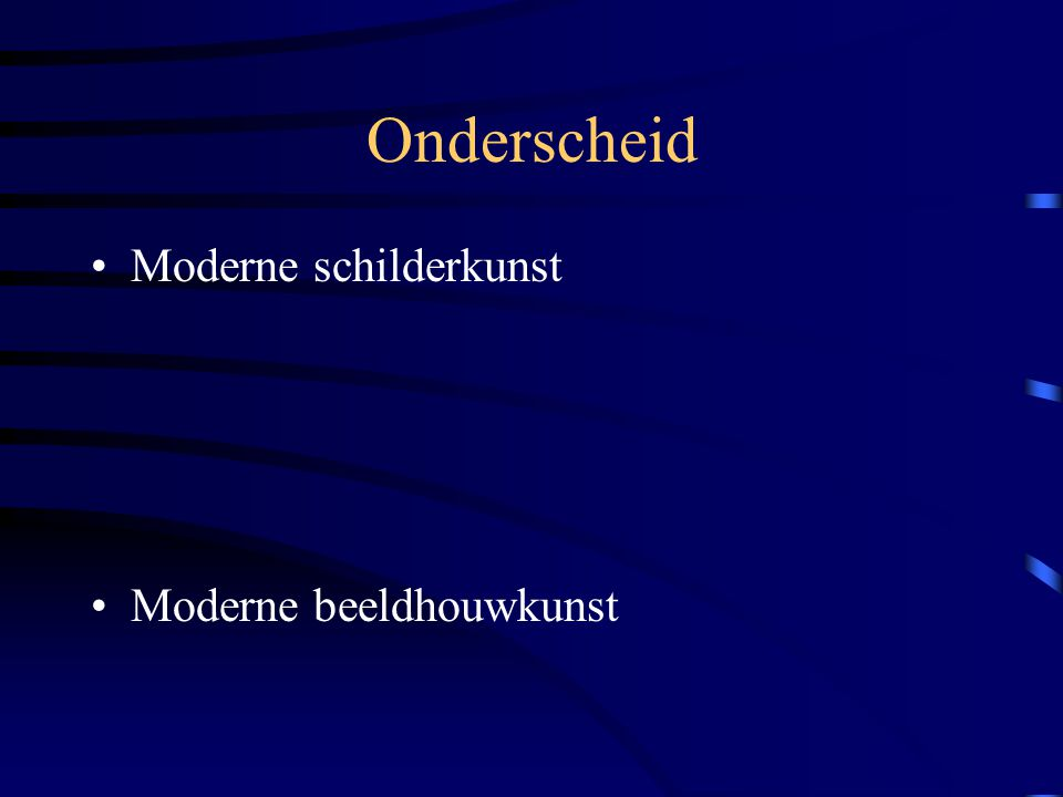 Moderne kunst ppt download for Moderne schilderkunst