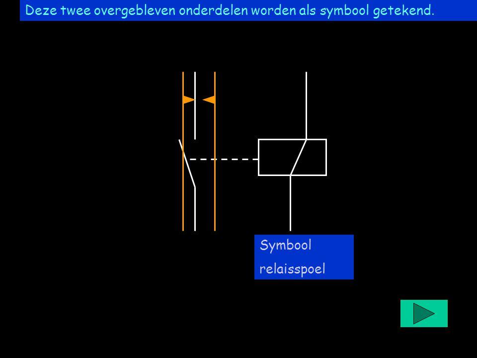 Deze twee overgebleven onderdelen worden als symbool getekend.
