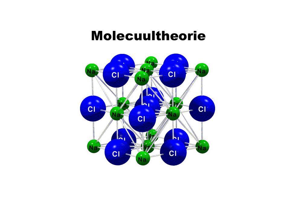 Molecuultheorie