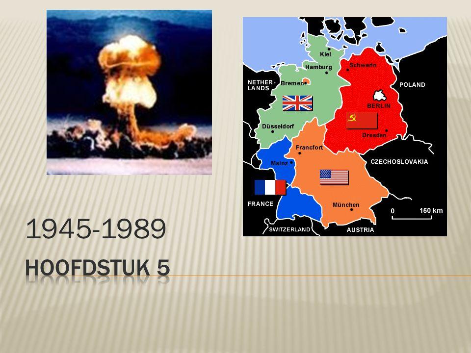 1945-1989 Hoofdstuk 5