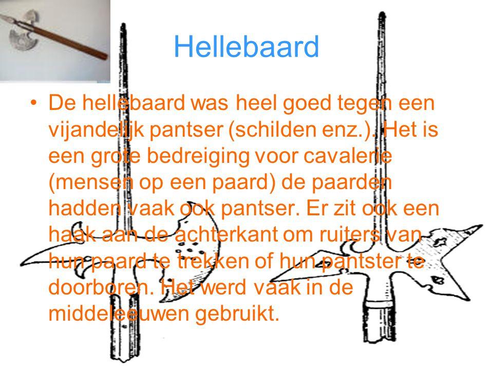 Hellebaard