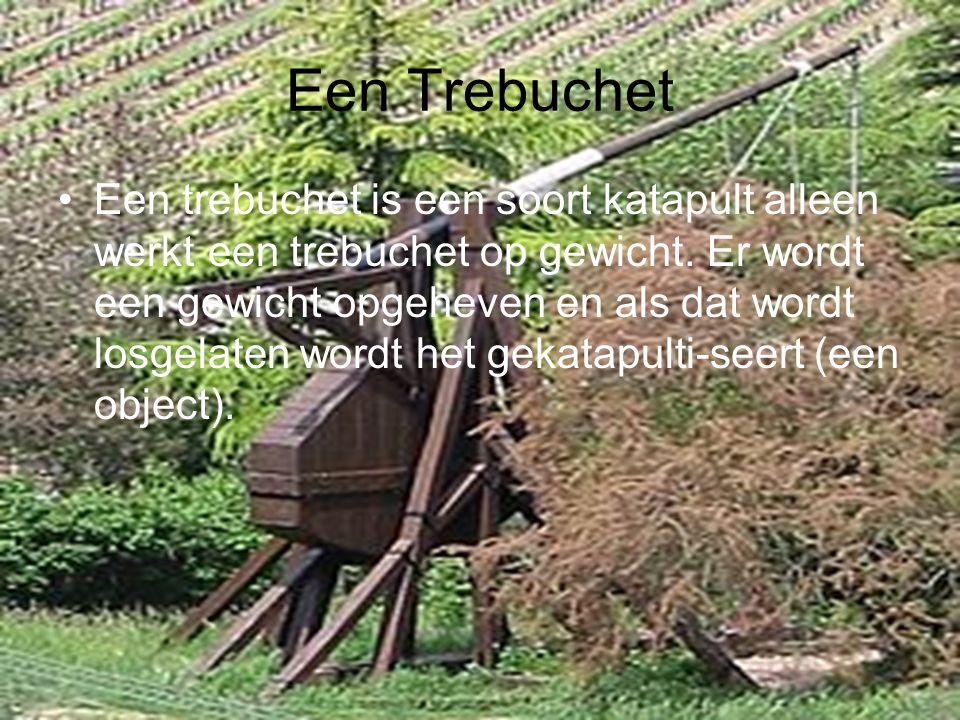 Een Trebuchet