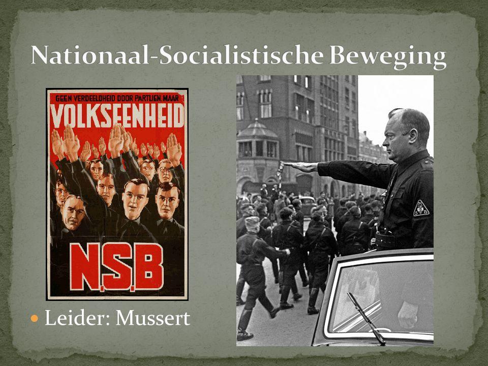 Nationaal-Socialistische Beweging