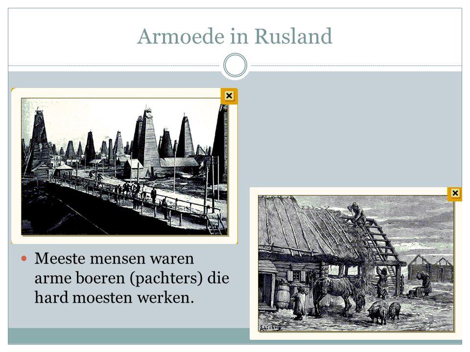 boeren in rusland