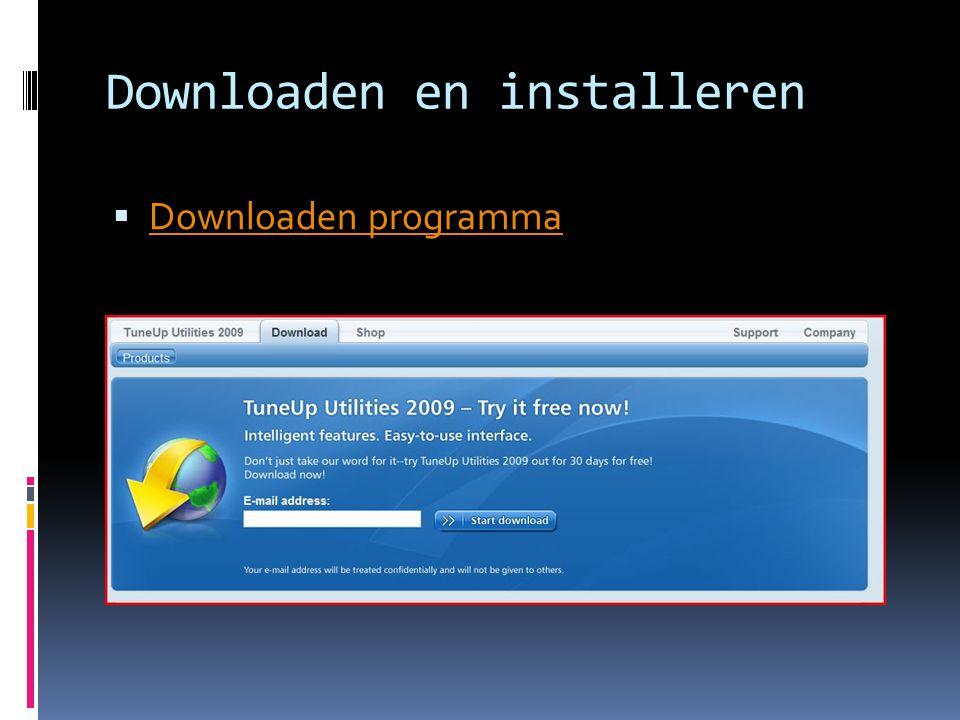 Downloaden en installeren