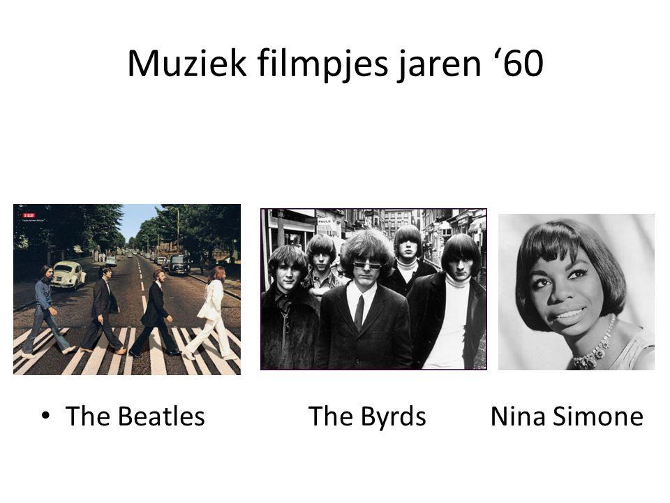 Muziek filmpjes jaren '60