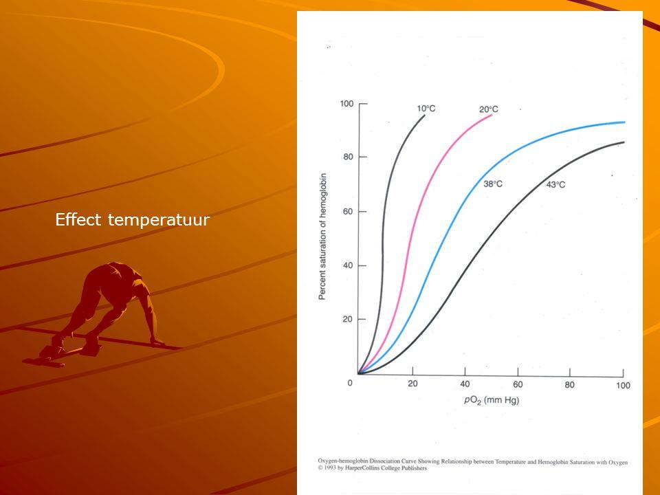 Effect temperatuur