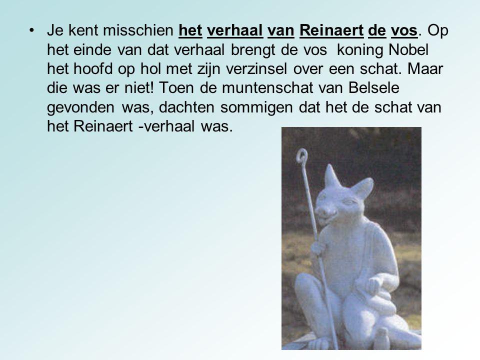 Je kent misschien het verhaal van Reinaert de vos