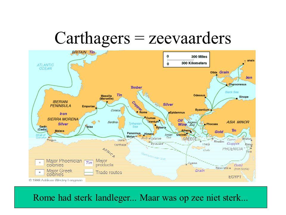 Carthagers = zeevaarders