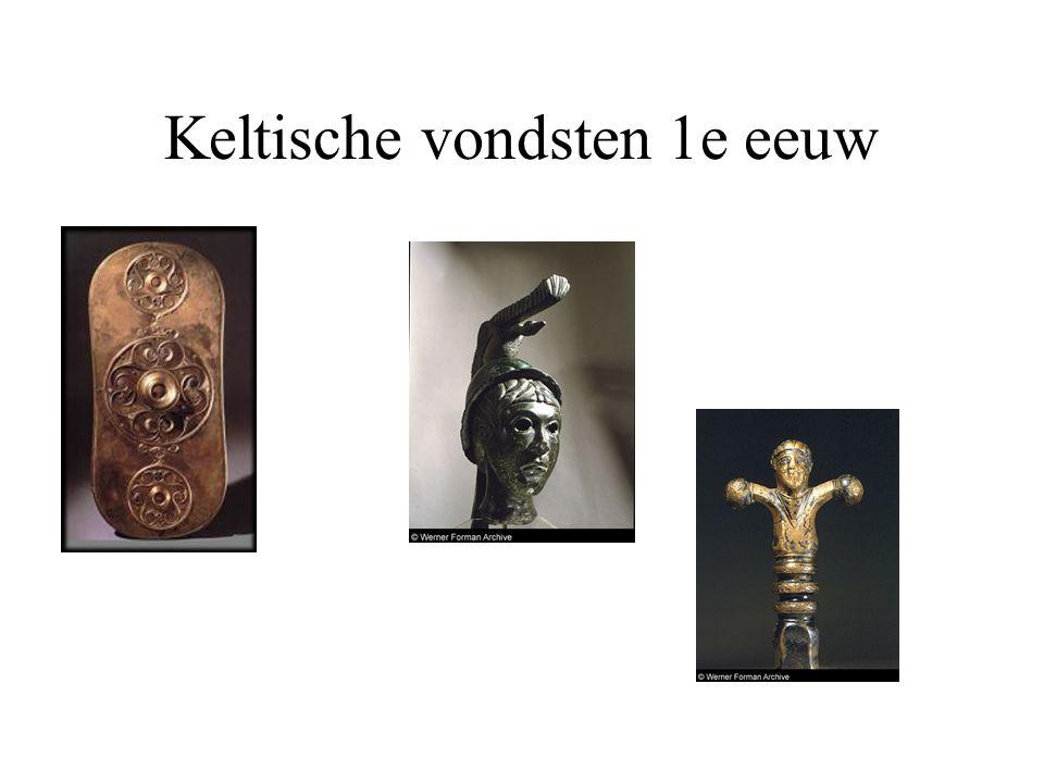 Keltische vondsten 1e eeuw
