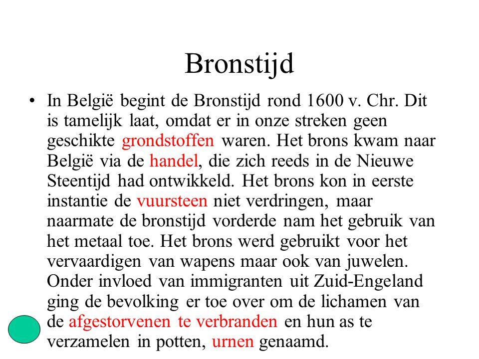 Bronstijd