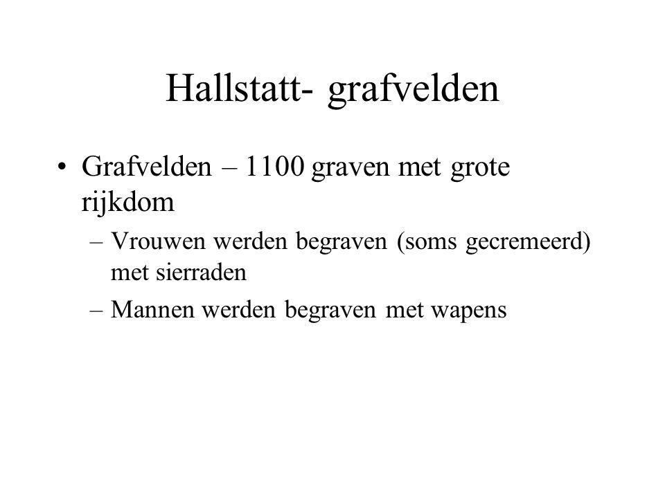 Hallstatt- grafvelden