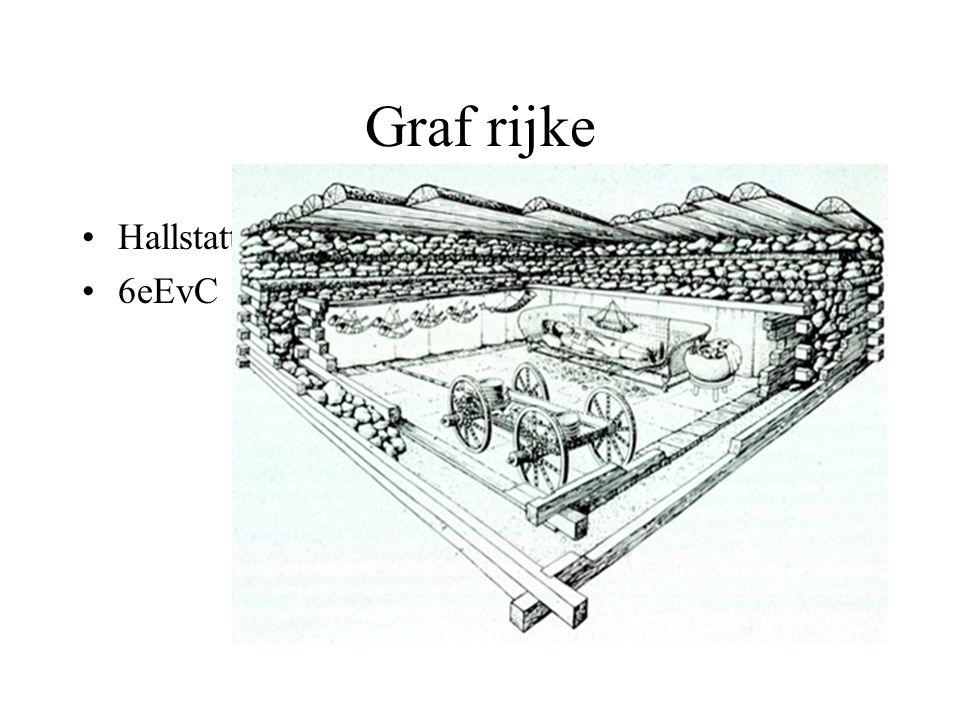 Graf rijke Hallstatt 6eEvC
