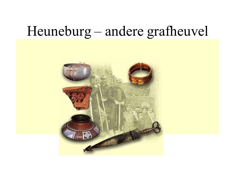 Heuneburg – andere grafheuvel