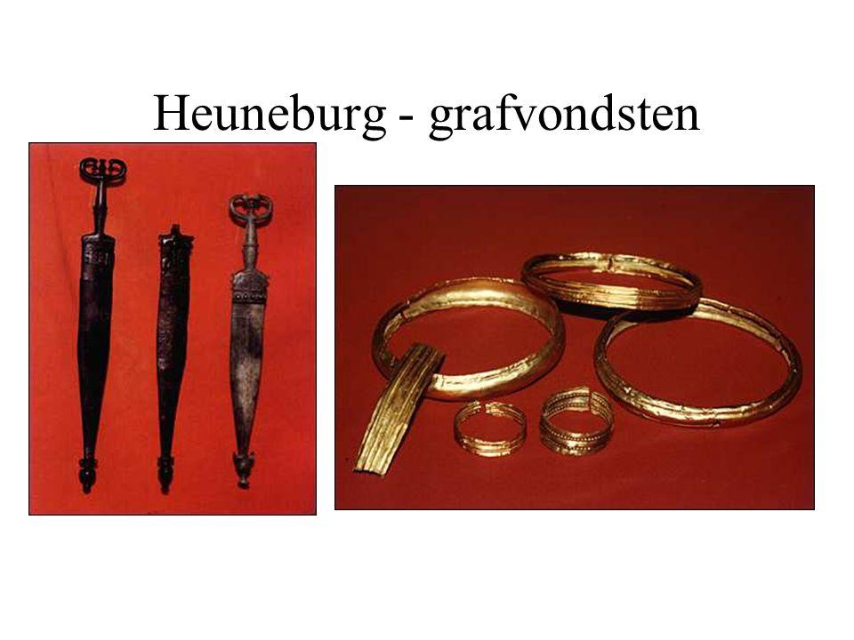 Heuneburg - grafvondsten