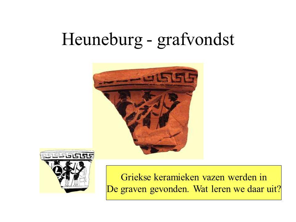 Heuneburg - grafvondst