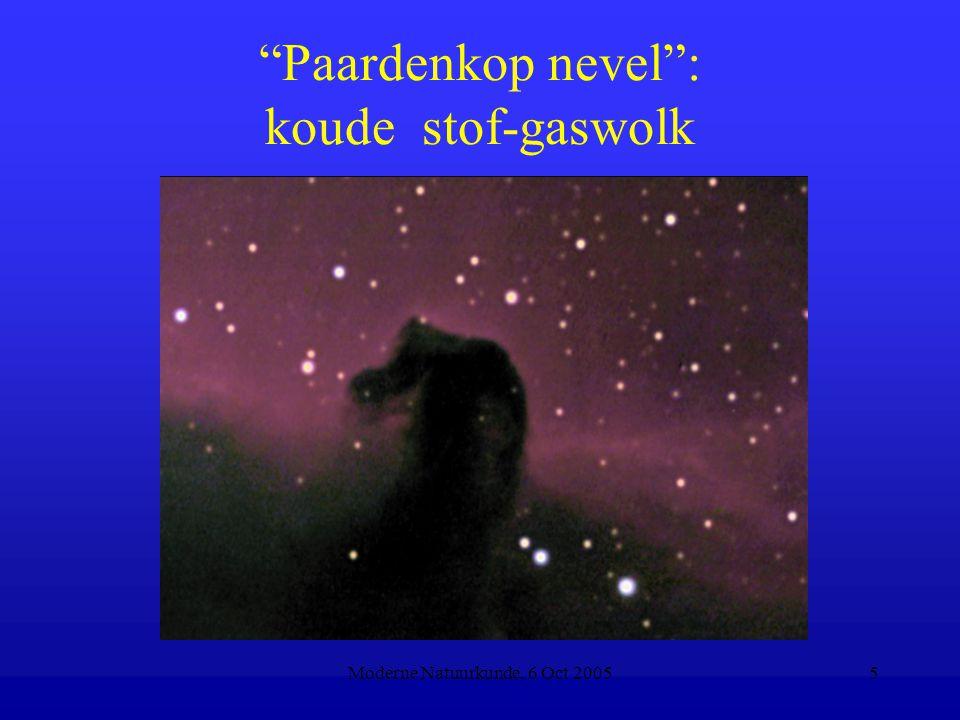 Paardenkop nevel : koude stof-gaswolk