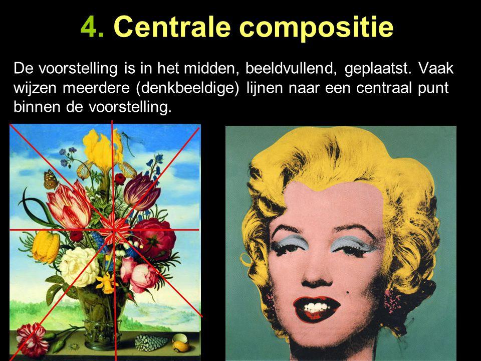 4. Centrale compositie