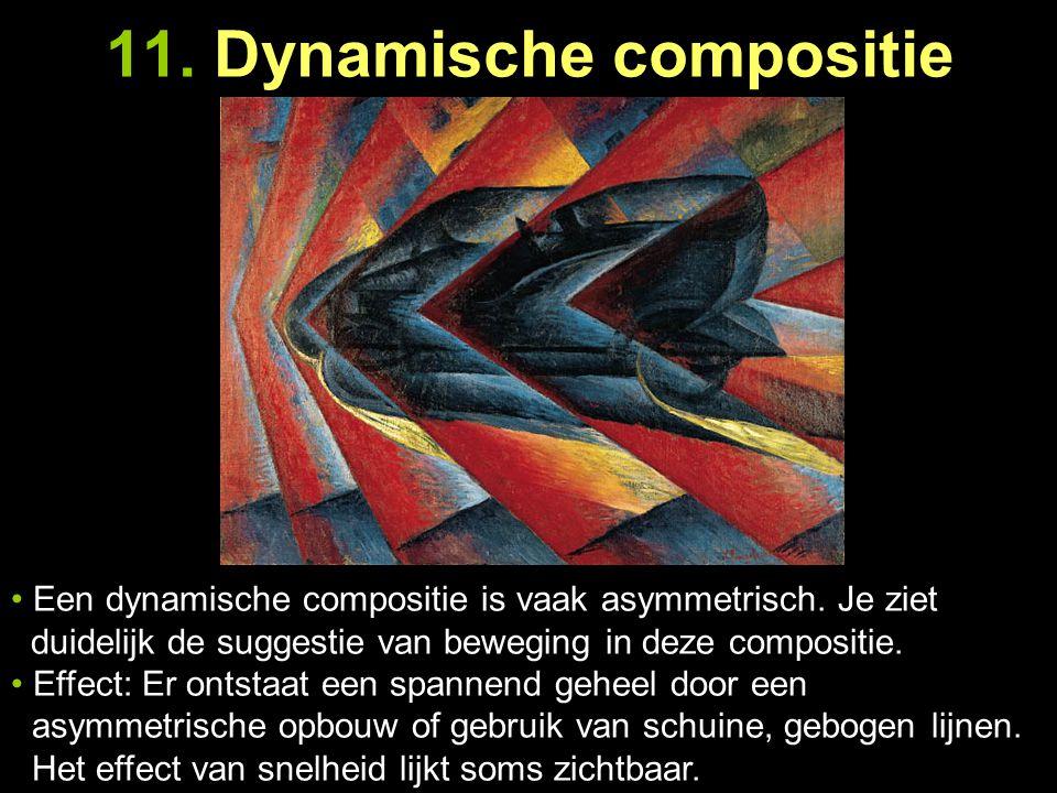 11. Dynamische compositie