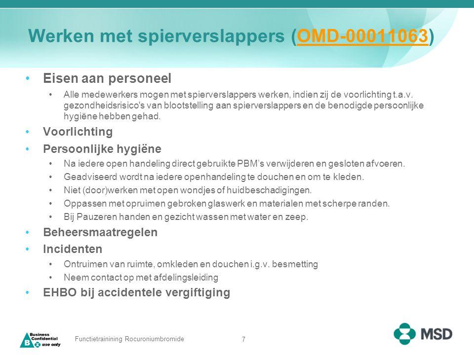 Werken met spierverslappers (OMD-00011063)