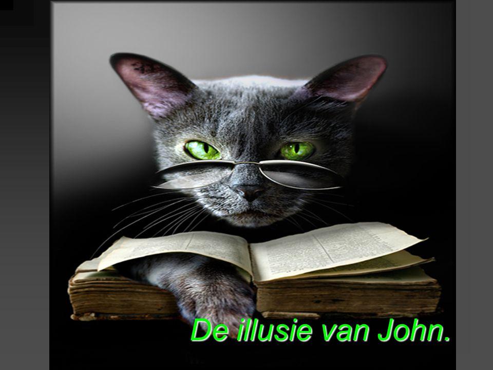 De illusie van John.