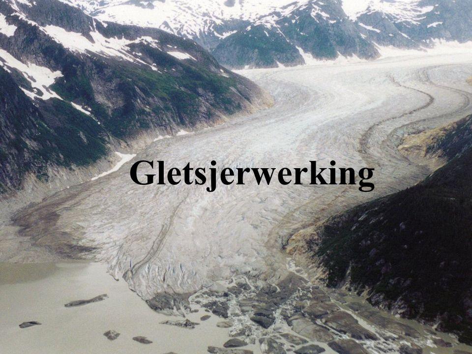 Gletsjerwerking