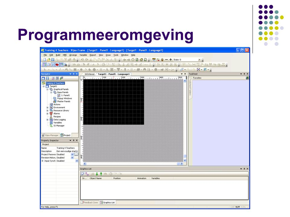 Programmeeromgeving