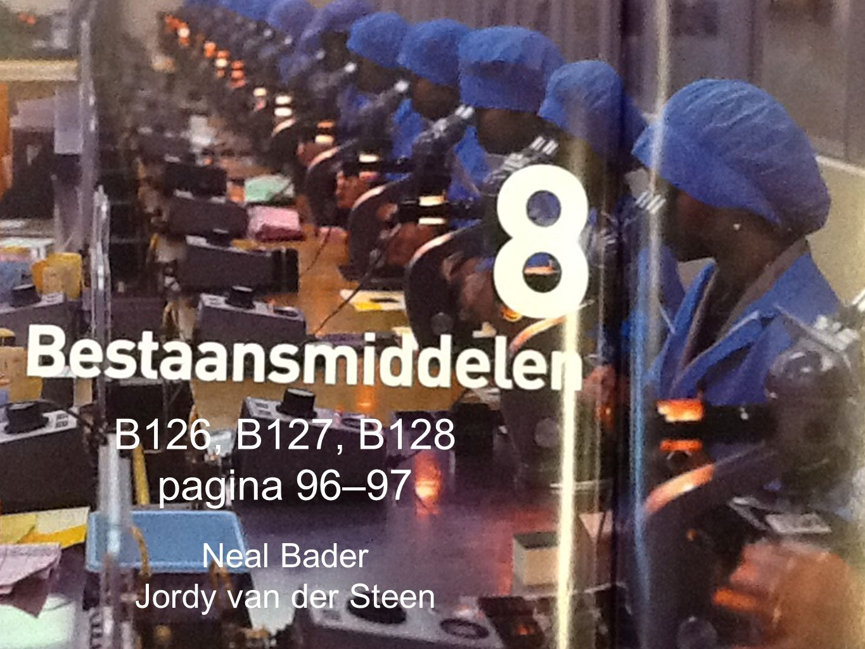 B126, B127, B128 pagina 96–97 Neal Bader Jordy van der Steen