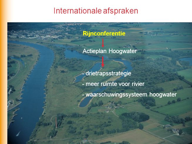 Internationale afspraken