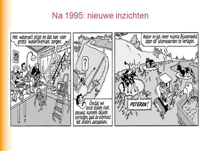 Na 1995: nieuwe inzichten