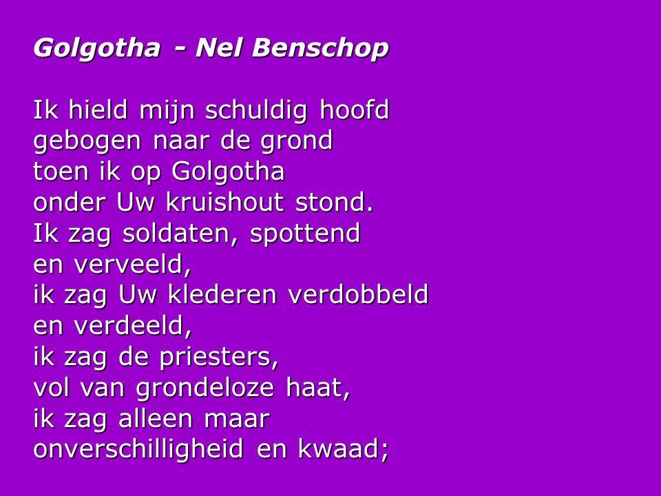 Golgotha - Nel Benschop