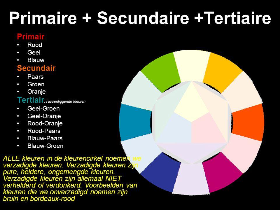 Primaire + Secundaire +Tertiaire