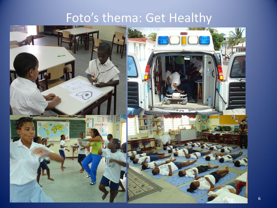 Foto's thema: Get Healthy
