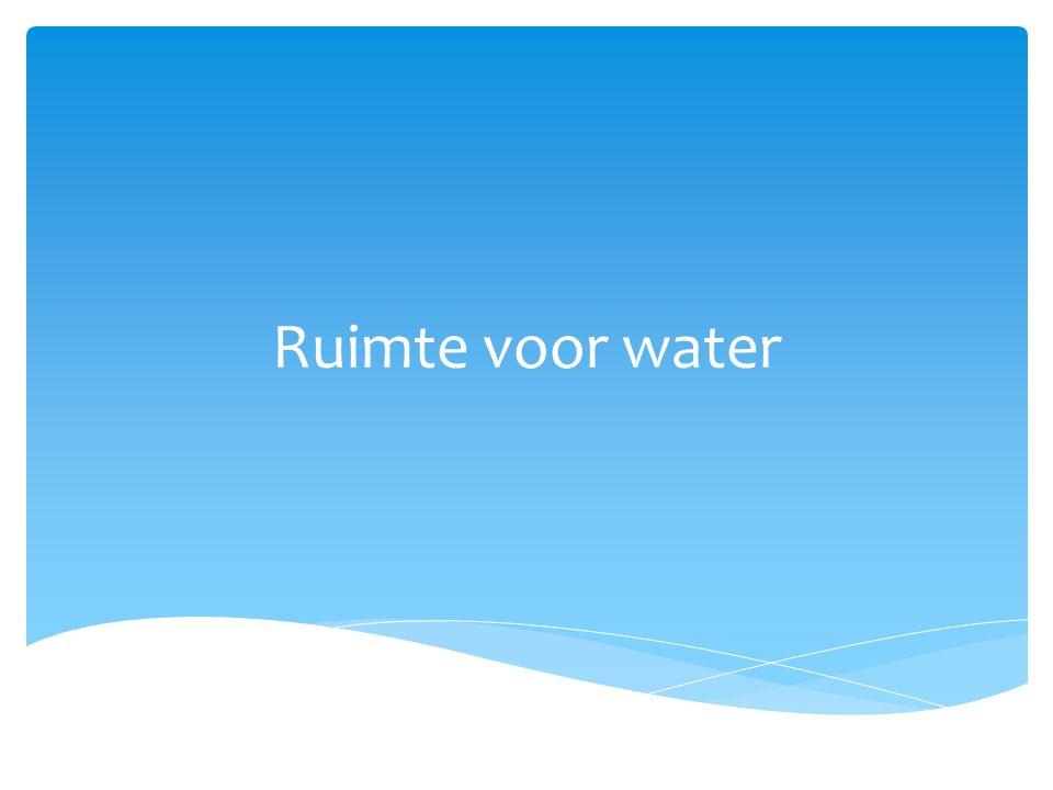 Ruimte voor water