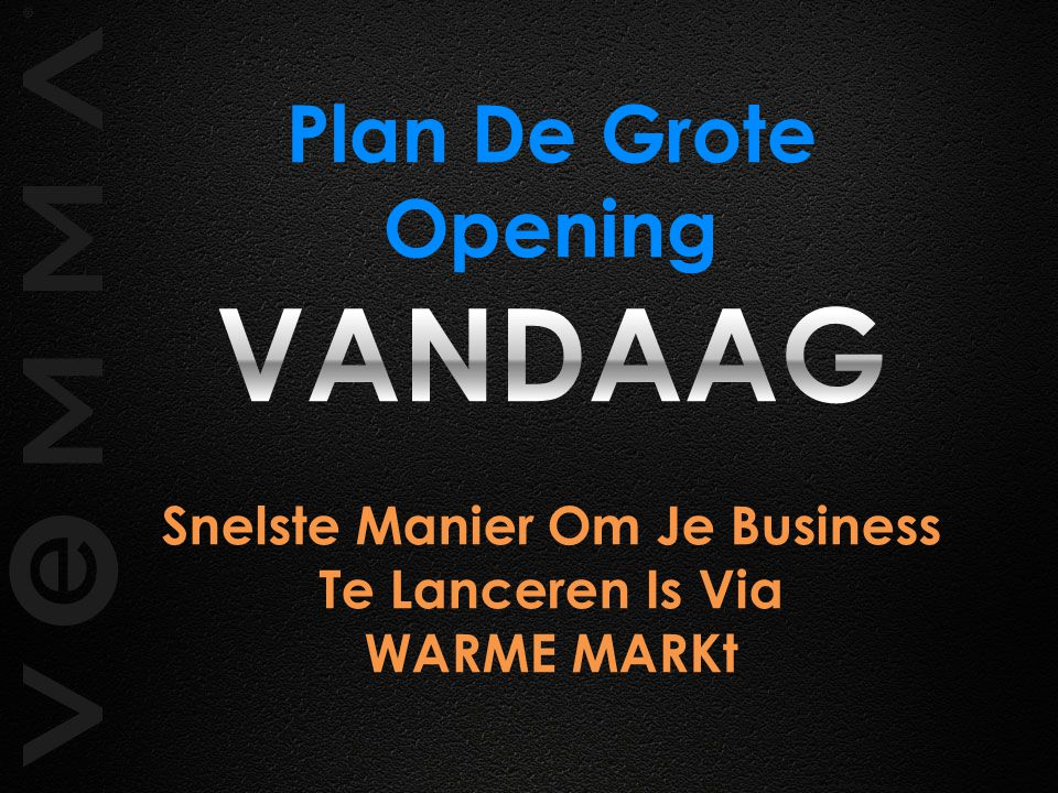 Snelste Manier Om Je Business Te Lanceren Is Via