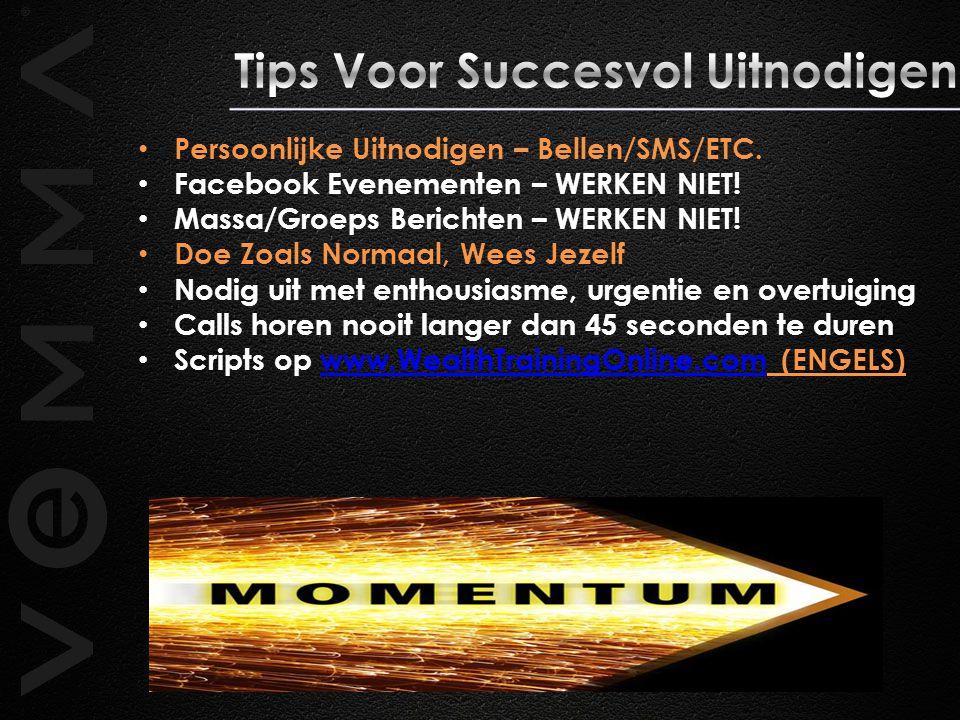 Tips Voor Succesvol Uitnodigen
