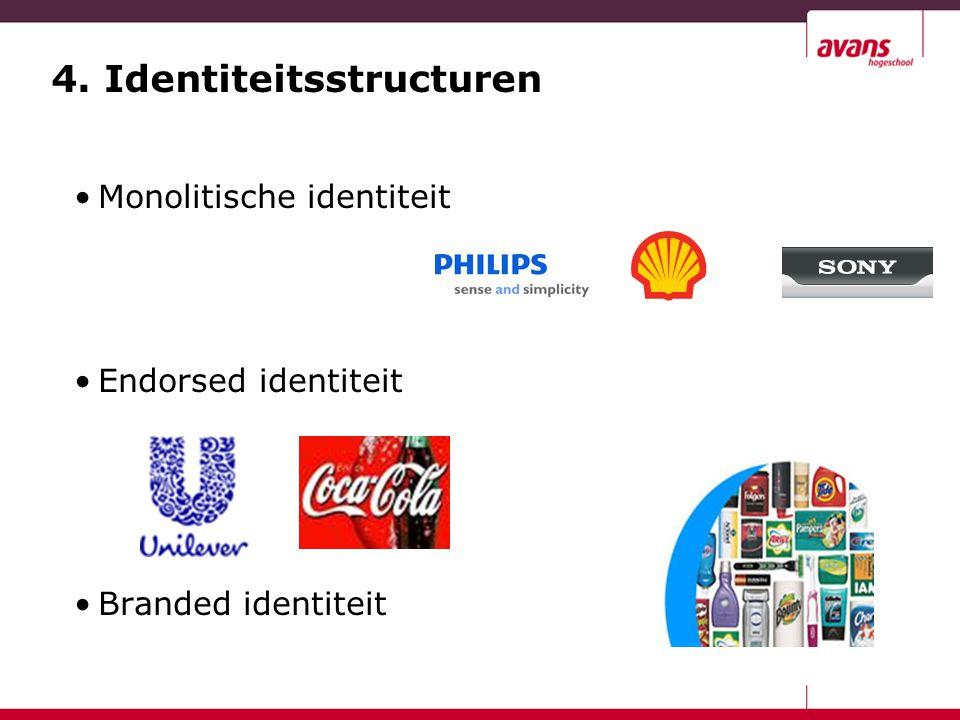 4. Identiteitsstructuren