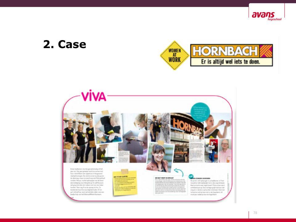 2. Case Zie case op BB