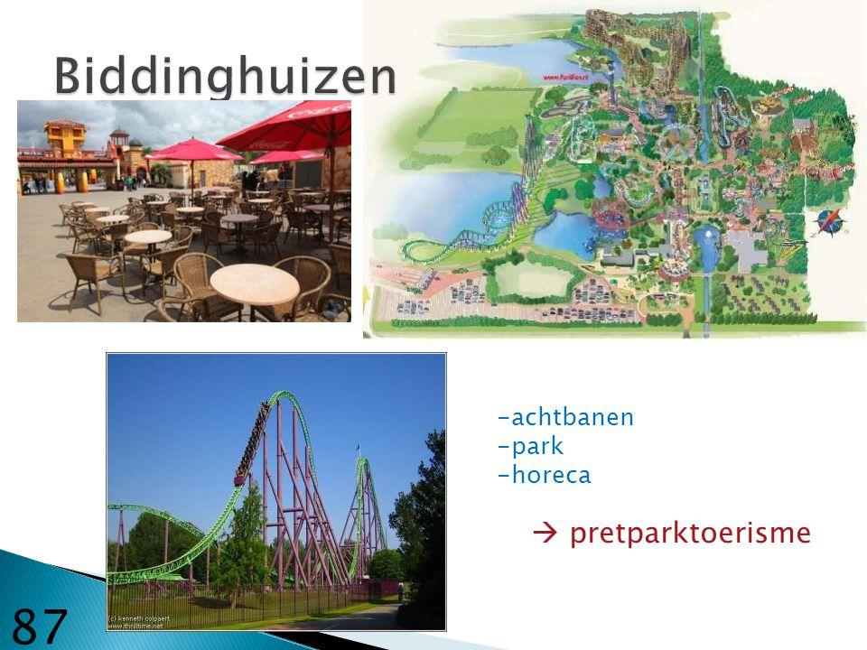 Biddinghuizen -achtbanen -park -horeca  pretparktoerisme 87