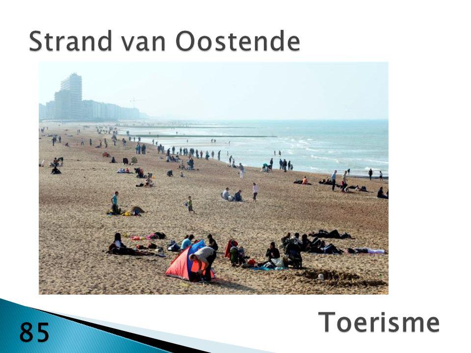 Strand van Oostende Toerisme 85